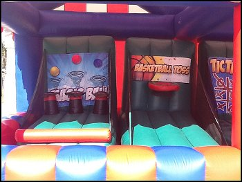 Inflatable Carnival Tent