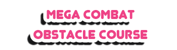 Mega Combat Obstacle Course