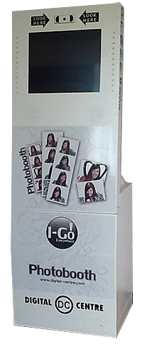 I-Go Photo Booth Rentals Daytona Beach FL
